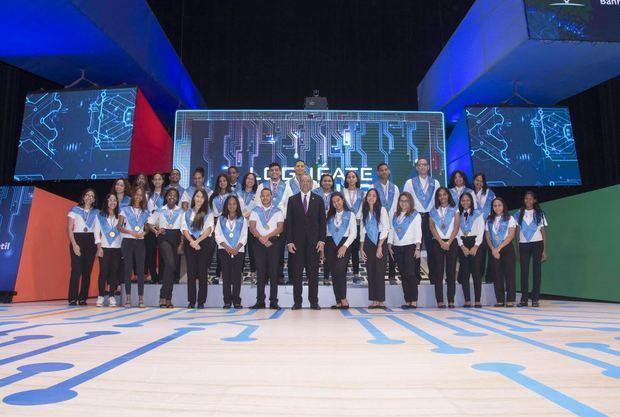 Banreservas premia la excelencia estudiantil