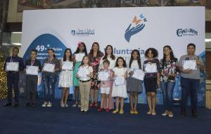 Banreservas premió a 91 niños