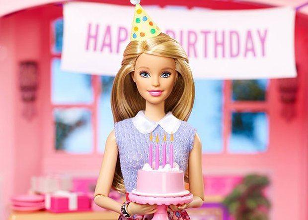 La muñeca Barbie, de fiesta en fiesta por su 60 cumpleaños