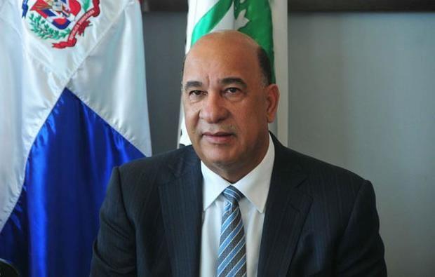 Miembro Comité Político del Partido de la Liberación Dominicana (PLD) Bautista Rojas Gómez.