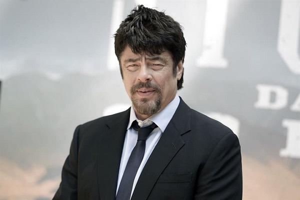 Benicio del Toro presentará en el Festival de Cine de La Habana