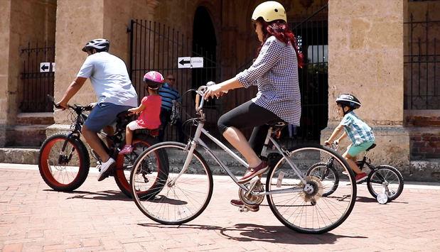 INTRANT promueve el uso de la bicicleta