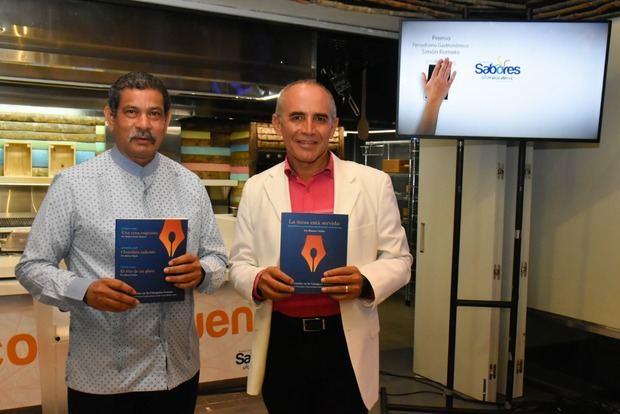 Bismar Galán y Rafael García Romero.