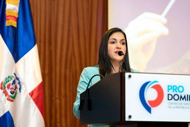 Biviana Riveiro, directora ejecutiva ProDominicana.