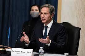 Blinken considera la situación de seguridad en Haití