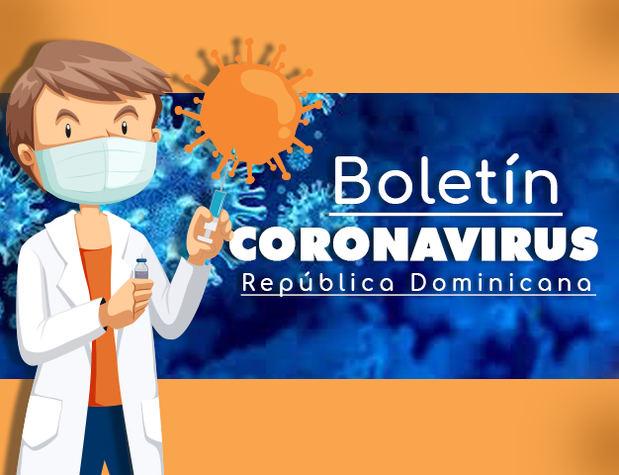 RD registra 671 nuevos contagios y dos defunciones por Covid-19