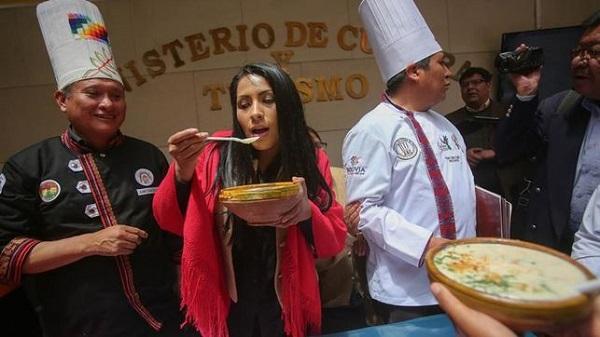Bolivia trabajos de promociñon Medio Oriente