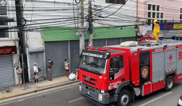 Bomberos del Cibao usarán sus mangueras para evitar aglomeraciones.