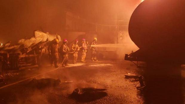 Sistema 911 reconoce labor de los bomberos en su día