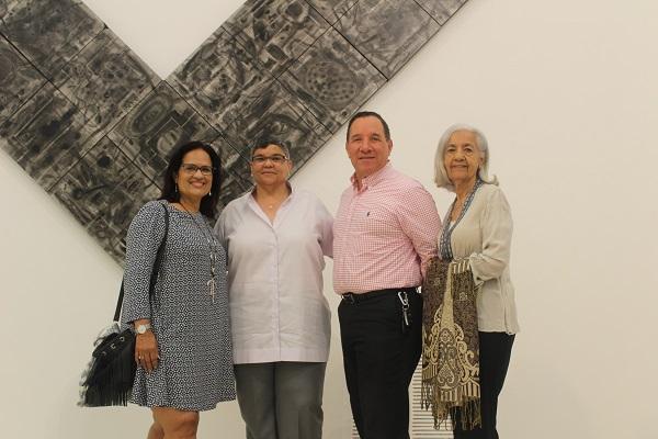Brenda Ferreras, Mónica Ferreras y Rafael Bienvenido Brens