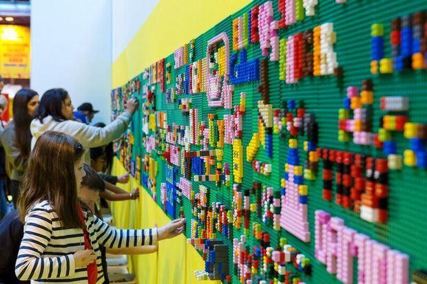 Milex patrocina Bricklive: Una Experiencia interactiva para Fans de LEGO®
