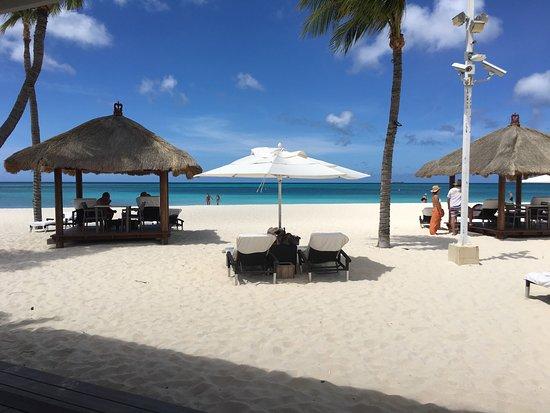 Bucuti & Tara el hotel más romántico de Aruba y el Caribe