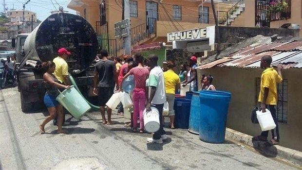 Sequía empieza a afectar el suministro de agua en la capital