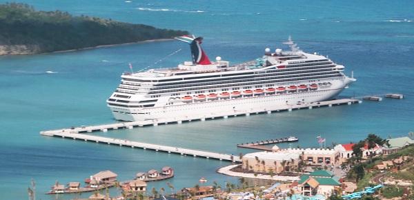 Puerto Plata duplica llegada de cruceristas en julio