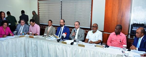 Comisión Bicameral continúa estudio del proyecto de Ley de Régimen Electoral