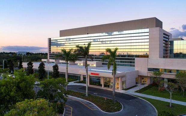 Cleveland Clinic Florida.