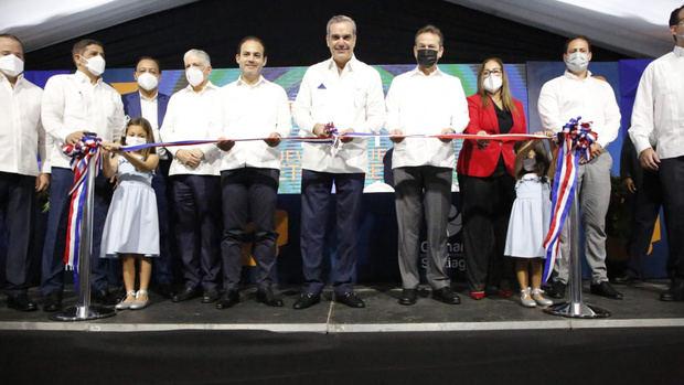 Presidente Abinader lanza proyecto Santiago 2025 con una inversión de 42,000 millones de pesos en 4 años