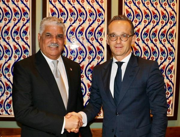 Alemania ofrece apoyo total a RD en el Consejo de Seguridad de ONU