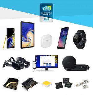 Innovation Awards Samsung 2019