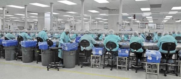 Fabricación de dispositivos médicos