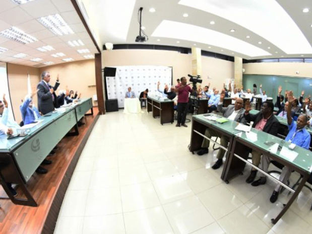 Las federaciones le aprueban al COD presupuesto de 134,8 millones de pesos.