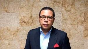 El presidente del Codessd, Jonathan Cabrera.