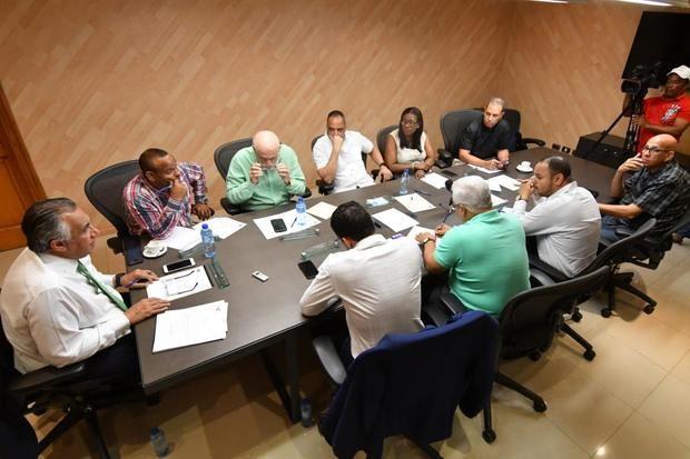Comité Ejecutivo del COD en sesión permanente por Juegos de Lima