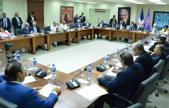 PLD no trata sobre reelección y reafirma hará primarias abiertas con padrón JCE