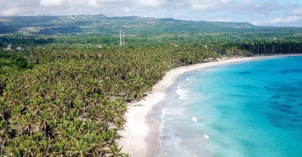 Playa Los Cocos, Cabrera.