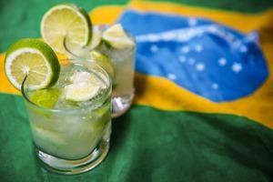 La Caipirinha, el coctel brasileño inventado para curar la gripe española.