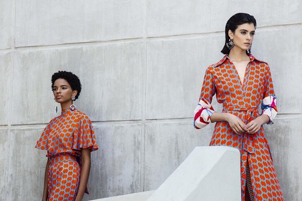 Camila en Dominicana Moda