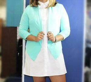 Camisa Over Size.