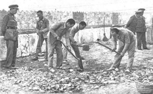 España tuvo 300 campos de concentración franquistas, según una investigación