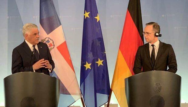 Cancilleres de RD y Alemania desarrollan agenda de trabajo conjunta