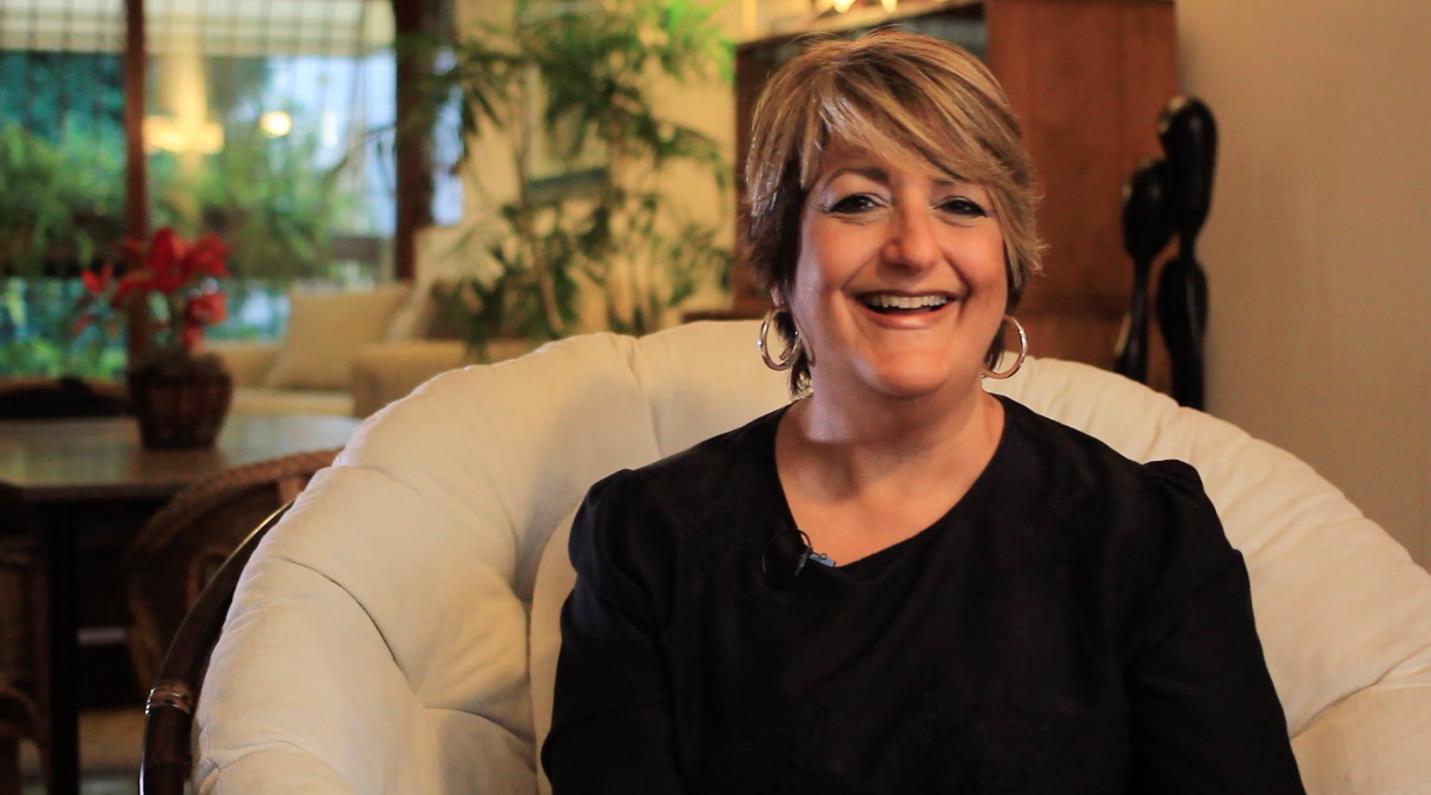 Virginia Roca Pezzotti, una mujer que trabaja por el desarrollo cultural del país