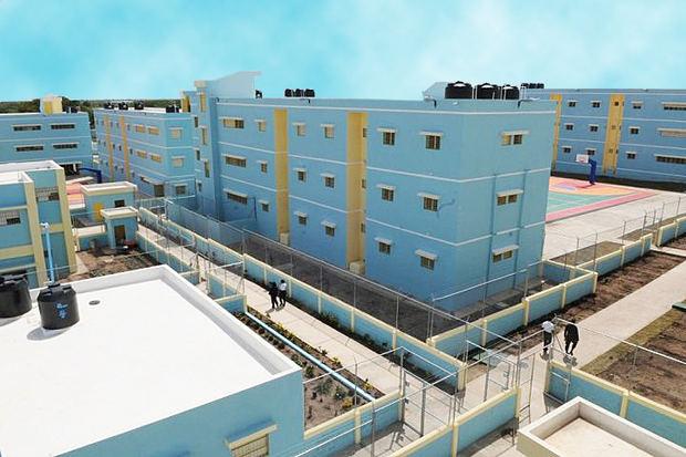 Un total de 76 presos de la cárcel de La Romana dan positivo a coronavirus