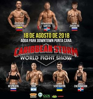 Caribbean Storm, World Fight Show