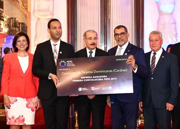 CARDNET gana 1ra. convocatoria del programa encadenamiento productivo digital