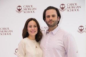 Laura Freixas y Luis Rodríguez.