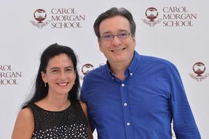 Marta García y Carlos Acero.