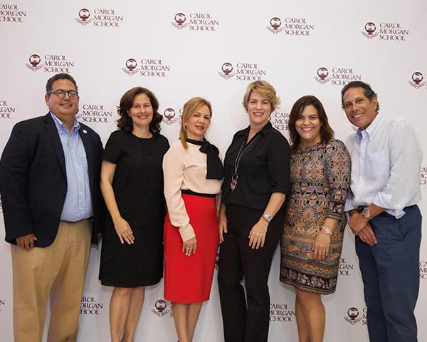 Manuel Cáceres, Mirtha Cabral, Ana Cáceres, Cristiane Van Arsdale, Zoila Bello, Juan Alvarez.