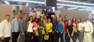 Carrefour premia ganadores del Maratón 10K