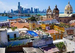 Ciudad de Cartagena, Colombia.
