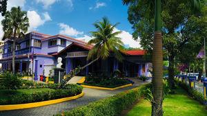 Sede del Partido de la Liberación Dominicana, PLD.