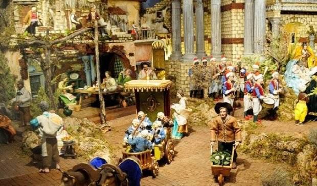 Pesebres de más de 40 países se exhiben en Casa de Italia de la Ciudad Colonial