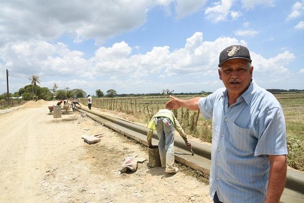 MOPC construye 19 obras en Montecristi y Valverde