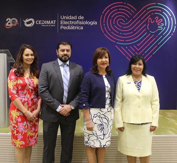 CEDIMAT inaugura Unidad de Electrofisiología Pediátrica