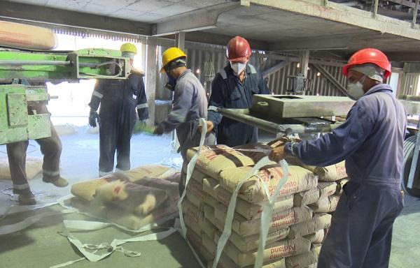Producción de cemento se incrementa un 4.8% en primer semestre 2018