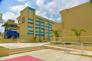 Plantel de los Centros Educativos en el municipio Pedro Brand.
