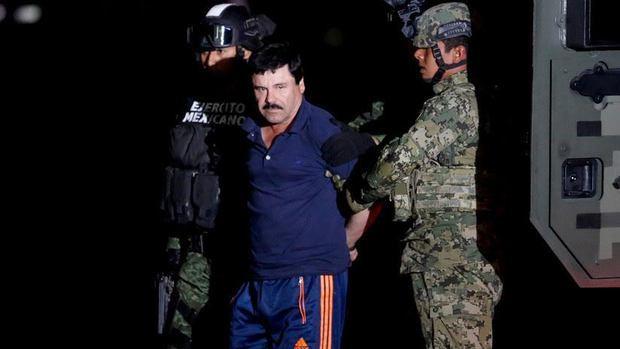 El narcotraficante mexicano Joaquín 'El Chapo' Guzmán Loera pasará el resto de su vida en una prisión de EE.UU.